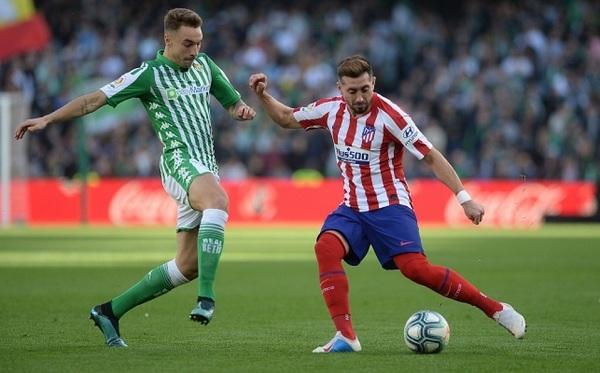 مشاهدة مباراة أتلتيكو مدريد وريال بيتيس بث مباشر اليوم 24-10-2020