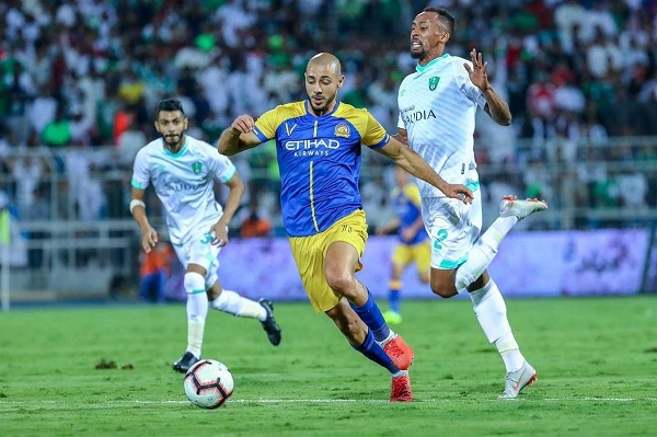 مشاهدة مباراة الأهلي والنصر بث مباشر اليوم 27-10-2020