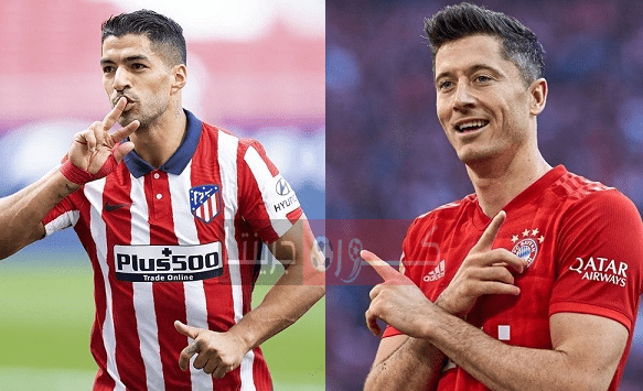 نتيجة مباراة بايرن ميونخ وأتلتيكو مدريد اليوم 21-10-2020