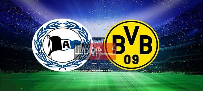 مشاهدة مباراة بروسيا دورتموند وأرمينيا بيليفيلد بث مباشر اليوم 31-10-2020