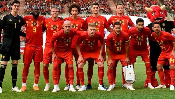 نتيجة مباراة بلجيكا وساحل العاج اليوم 8-10-2020