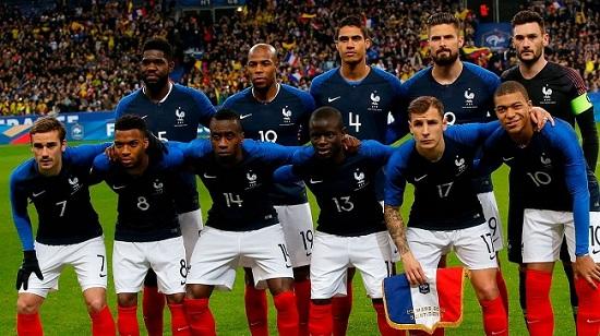 نتيجة مباراة فرنسا وأوكرانيا اليوم 7-10-2020