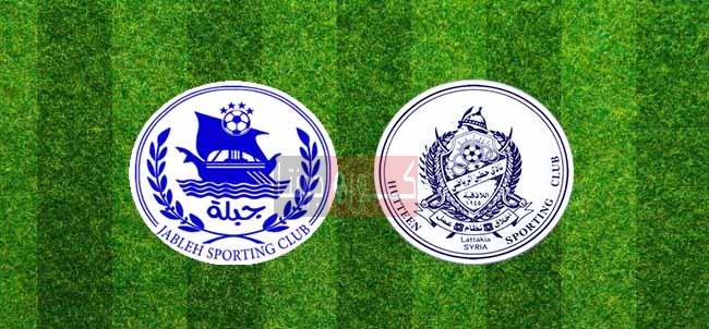 مشاهدة مباراة حطين وجبلة بث مباشر اليوم 6-11-2020
