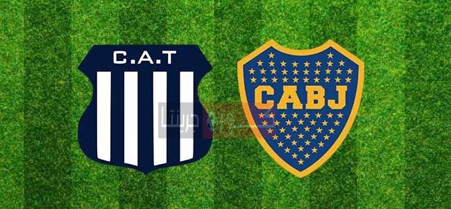 مشاهدة مباراة بوكا جونيورز وتاليريس كوردوبا بث مباشر اليوم 16-11-2020