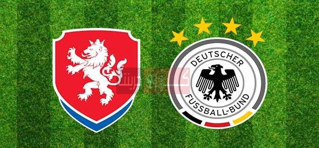 مشاهدة مباراة ألمانيا والتشيك بث مباشر اليوم 11-11-2020