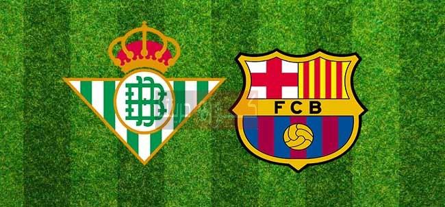 مشاهدة مباراة برشلونة وريال بيتيس بث مباشر اليوم 7-11-2020