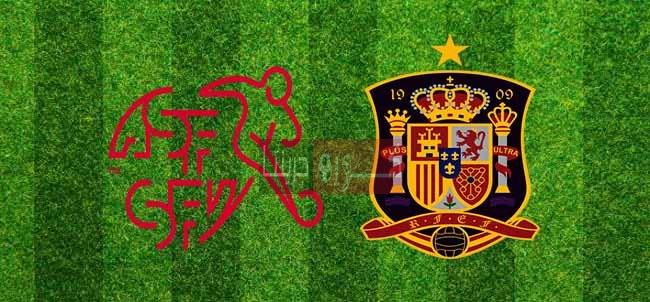 نتيجة مباراة إسبانيا وسويسرا اليوم 14-11-2020