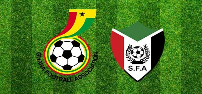 نتيجة مباراة غانا والسودان اليوم 17-11-2020