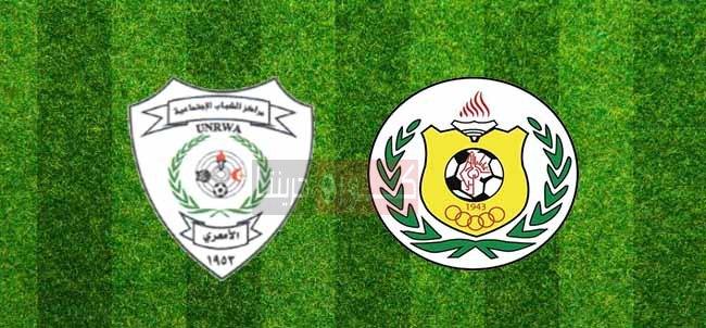 مشاهدة مباراة شباب الخليل وشباب الأمعري بث مباشر اليوم 13-11-2020