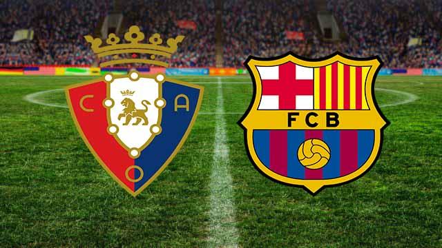نتيجة مباراة برشلونة وأوساسونا اليوم 29-11-2020