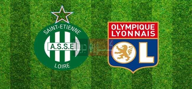 نتيجة مباراة ليون وسانت إيتيان اليوم 8-11-2020