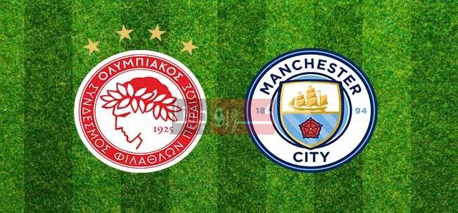 مشاهدة مباراة مانشستر سيتي وأولمبياكوس بث مباشر اليوم 3-11-2020