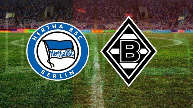 مشاهدة مباراة بوروسيا مونشنغلادباخ وهيرتا برلين بث مباشر اليوم 12-12-2020