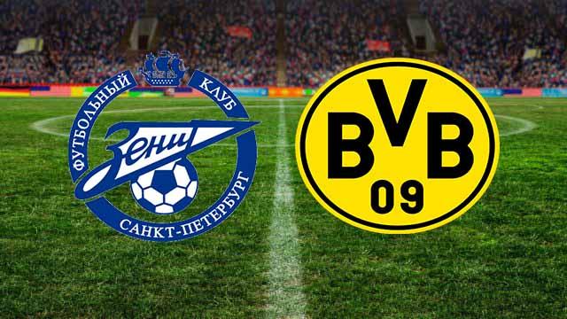 مشاهدة مباراة بروسيا دورتموند وزينيت بث مباشر اليوم 8-12-2020