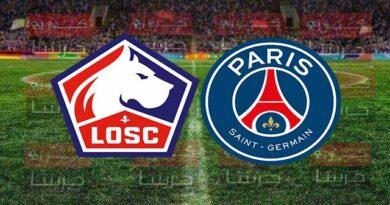 مشاهدة مباراة باريس سان جيرمان وليل بث مباشر اليوم 20-12-2020