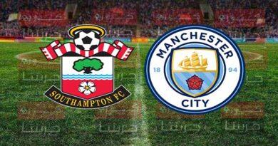 مشاهدة مباراة مانشستر سيتي وساوثهامتون بث مباشر اليوم 19-12-2020