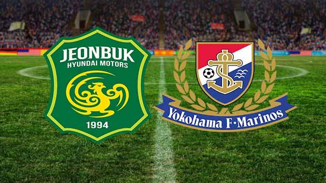 نتيجة مباراة يوكوهاما مارينوس وجيونبك هيونداي موتورز اليوم 1-12-2020