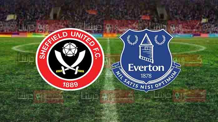 نتيجة مباراة إيفرتون وشيفيلد يونايتد اليوم 26-12-2020