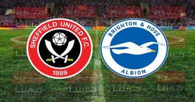 مشاهدة مباراة برايتون وشيفيلد يونايتد بث مباشر اليوم 20-12-2020