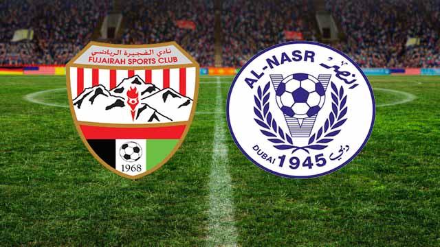 مشاهدة مباراة النصر والفجيرة بث مباشر اليوم 10-12-2020