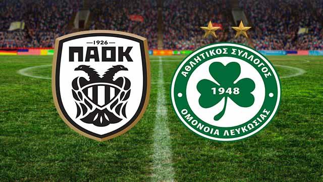 مشاهدة مباراة باوك وأومونيا نيقوسيا بث مباشر اليوم 3-12-2020