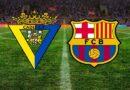 مشاهدة مباراة برشلونة وقادش بث مباشر اليوم 5-12-2020