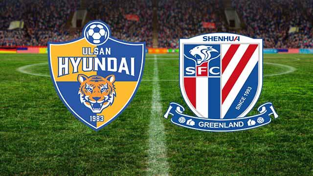 مشاهدة مباراة شنغهاي شنهوا وأولسان هيونداي بث مباشر اليوم 3-12-2020