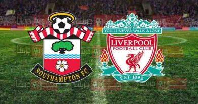 مشاهدة مباراة ليفربول وساوثهامتون بث مباشر اليوم 4-1-2021