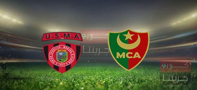 مشاهدة مباراة مولودية الجزائر وإتحاد الجزائر بث مباشر اليوم 26-3-2021