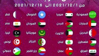 مشاهدة قرعة كأس العرب بث مباشر اليوم 27-4-2021