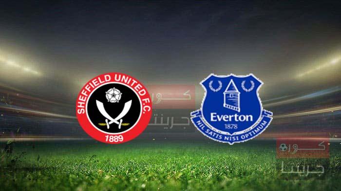 مشاهدة مباراة إيفرتون وشيفيلد يونايتد بث مباشر اليوم 16-5-2021