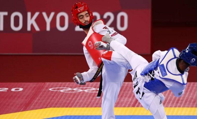 مشاهدة مباراة محمد خليل الجندوبي بث مباشر فى نهائى التايكوندو أولمبياد طوكيو 2020