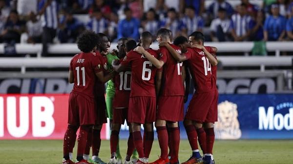 موعد مباراة قطر وأمريكا فى نصف نهائى الكونكاكاف والقنوات الناقلة