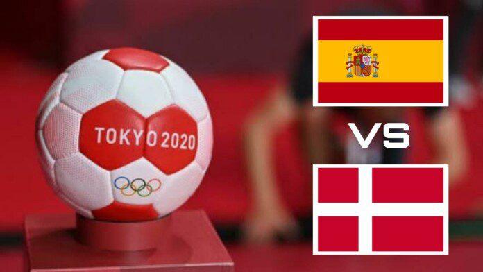 مشاهدة مباراة الدنمارك وإسبانيا بثمباشر اليوم لكرة اليد فى أولمبياد طوكيو