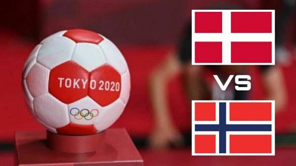 مشاهدة مباراة الدنمارك والنرويجبث مباشر اليوم فى أولمبياد طوكيو لكرة اليد