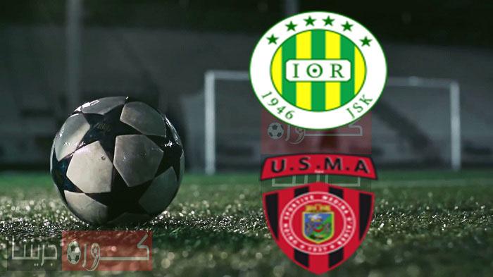مشاهدة مباراة شبيبة القبائل وإتحاد العاصمة بث مباشر اليوم 3 اغسطس فى الدوري الجزائرى