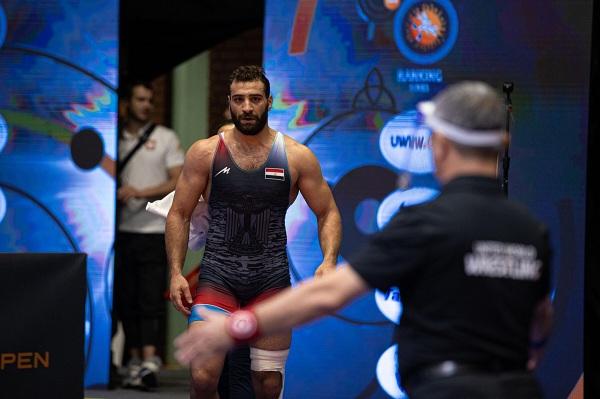 مشاهدة محمد متولى بث مباشر اليوم فى المصارعة الرومانية اولمبياد طوكيو
