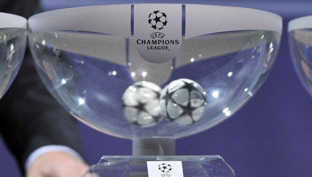نتائج قرعة دور المجموعات فى دوري أبطال أوروبا 2021 - 2022