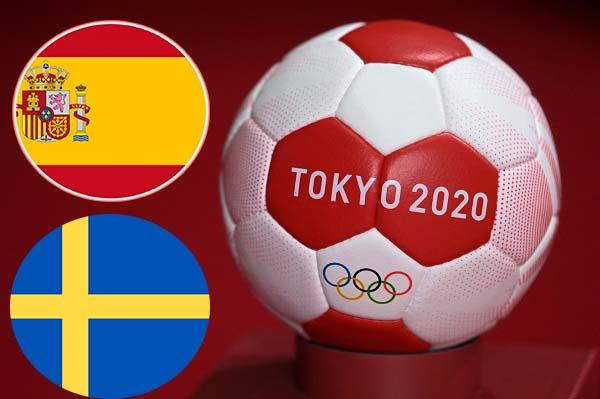 مشاهدة مباراة السويد وإسبانيابث مباشر اليوم فى أولمبياد طوكيو كرة يد